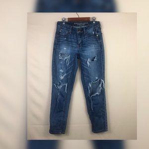 🦋 American Eagle boyfriend  jeans